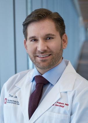 Speaker for International cancer conference - Joshua D. Palmer