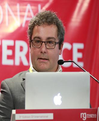 Leading Speaker for International Cancer Conference 2021 - Luigi Marongiu