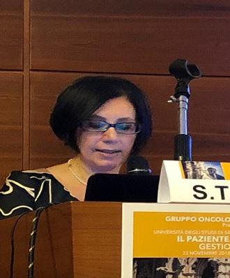 Speaker for Cancer Conferences - Miano Salvatora